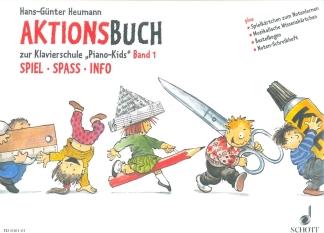 Heumann, Aktionsbuch 1 - Klavier
