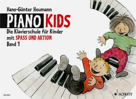 Heumann, Piano Kids 1