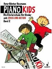 Heumann, Piano Kids 2
