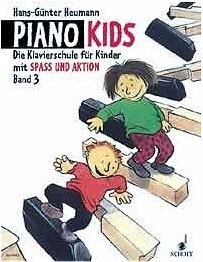 Heumann, Piano Kids 3