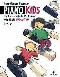 Heumann, Piano Kids 3