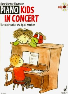 Heumann, Piano Kids in Concert - Klavier
