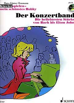 Heumann, Der Konzertband - Klavier