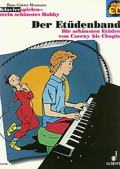 Heumann, Der Etüdenband - Klavier