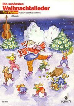 Magolt, Die schönsten Weihnachtslieder - Geige