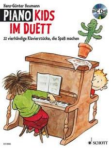 Heumann, Piano Kids im Duett - Klavier