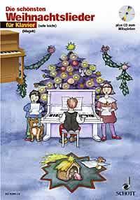 Magolt, Die schönsten Weihnachtslieder CD - Klavier