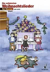 Magolt, Die schönsten Weihnachtslieder - Klavier