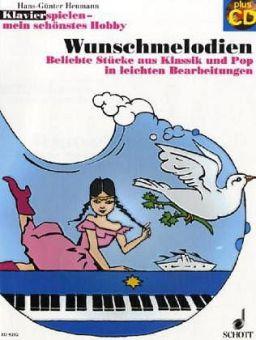 Heumann, Wunschmelodien - Klavier