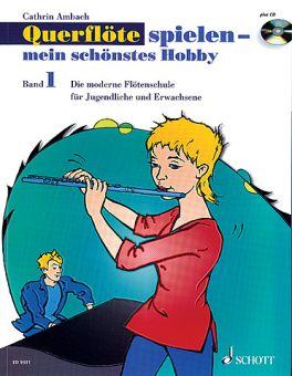 Querflöte spielen - mein schönstes Hobby 1