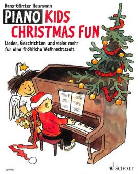 Heumann, Piano Kids Christmas Fun