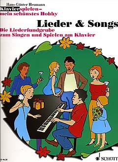 Heumann, Lieder & Songs - Klavier