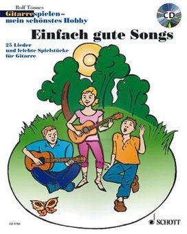 Tönnes, Einfach gute Songs - Gitarre