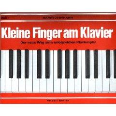 Bodenmann, Kleine Finger am Klavier