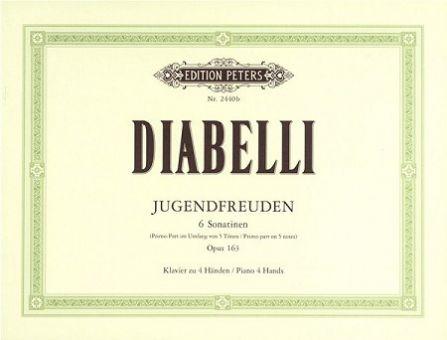 Diabelli, Jugendfreuden op.163 - Klavier