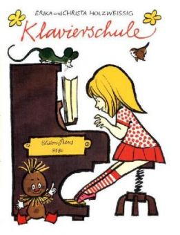 Holzweissig, Klavierschule