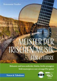Meister der irischen Musik - für Gitarre