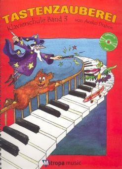 Drabon, Tastenzauberei 3 - Klavier