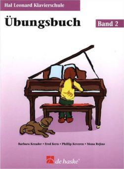 Hal Leonard Klavierschule 2 - Übungsbuch