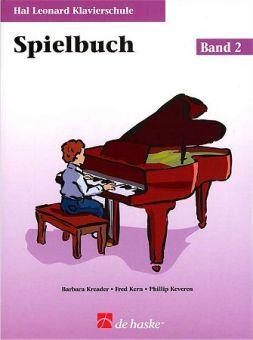 Hal Leonard Klavierschule 2 - Spielbuch