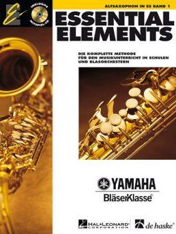 Essential Elements 1 - Alt-Sax