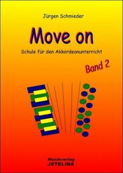 Schmieder, Move On - Akkordeonschule 2