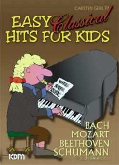 Gerlitz, Easy Classical Hits for Kids