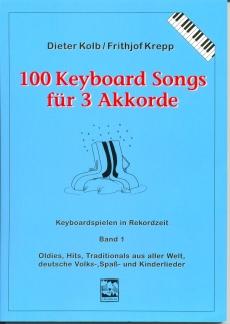 100 Keyboard-Songs für 3 Akkorde