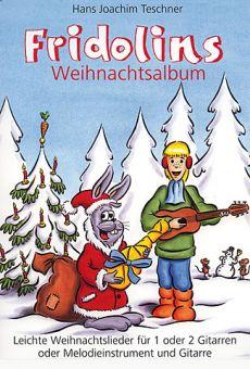 Teschner, Fridolins Weihnachtsalbum