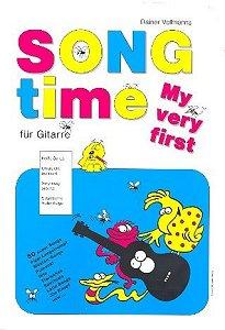 Vollmann, Songtime - My very First - Gitarre