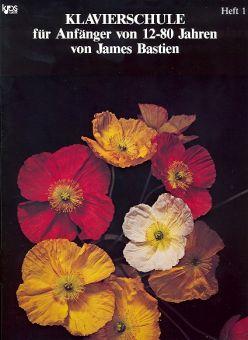 Klavierschule für Anfänger von 12 - 80, Heft 1