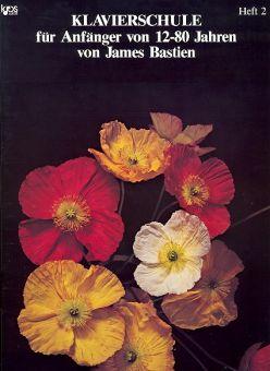 Klavierschule für Anfänger von 12 - 80, Heft 2