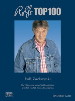 Zuckowski, Rolfs Top 100 - Gesang / Gitarre