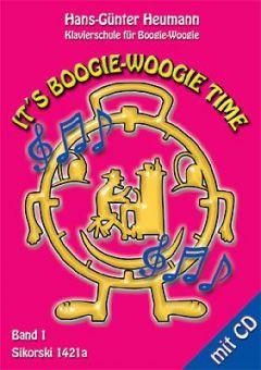 It's Boogie-Woogie Time 1 - Klavier