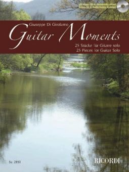 Girolamo, Guitar Moments  - Gitarre