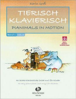 Groß, Tierisch Klavierisch 1