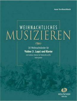 Weihnachtliches Musizieren - Geige + Klavier