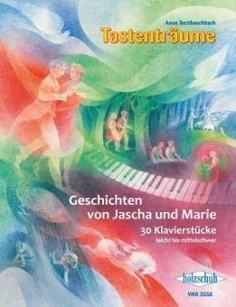Geschichten von Jascha und Marie - Klavier