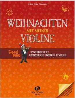 Weihnachten mit meiner Violine