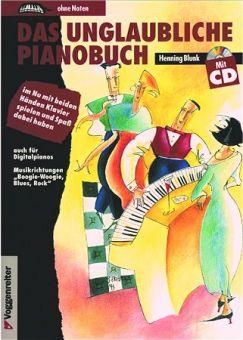Blunk, Das unglaubliche Pianobuch