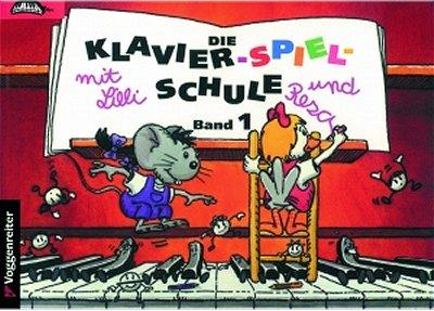 Klavierspielschule mit Lilli und Resa 1