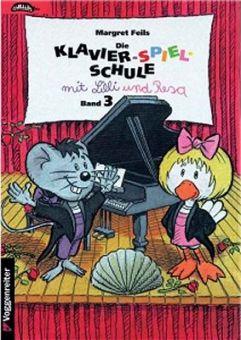 Klavierspielschule mit Lilli und Resa 3