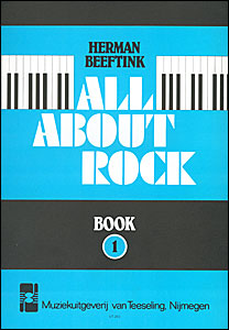 Beeftink, All About Rock 1  - Klavier