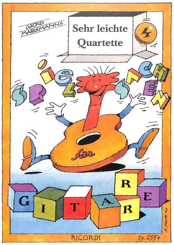 galima notenversand maesmanns sehr leichte quartette versandkostenfrei ab 10 eur warenwert. Black Bedroom Furniture Sets. Home Design Ideas
