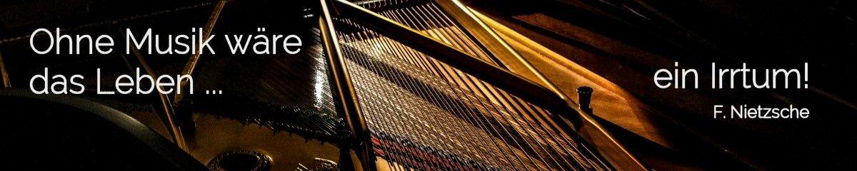 Banner 2 - Klaviersaiten